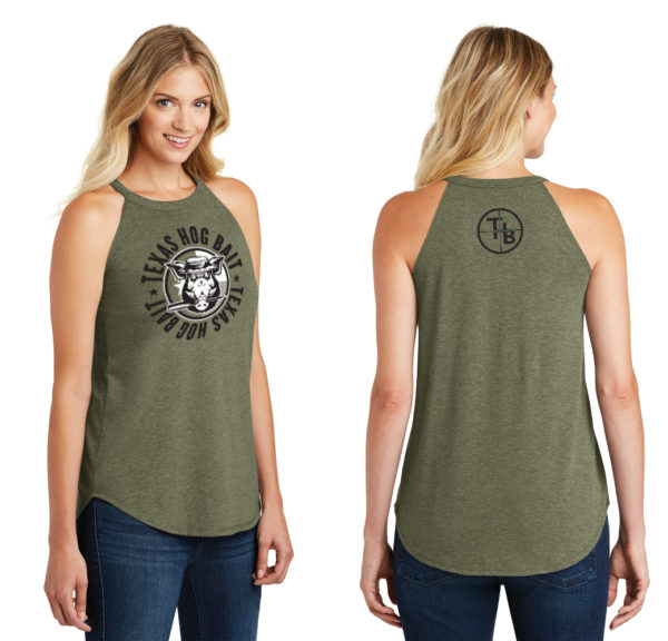 Texas Hog Bait Women's tanktop